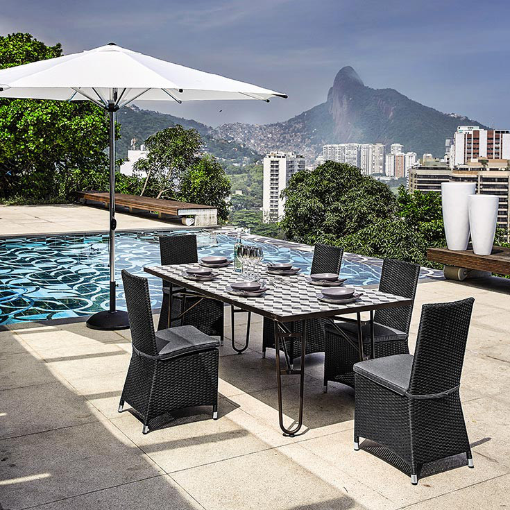 garden furniture accessories brazil maisons du monde