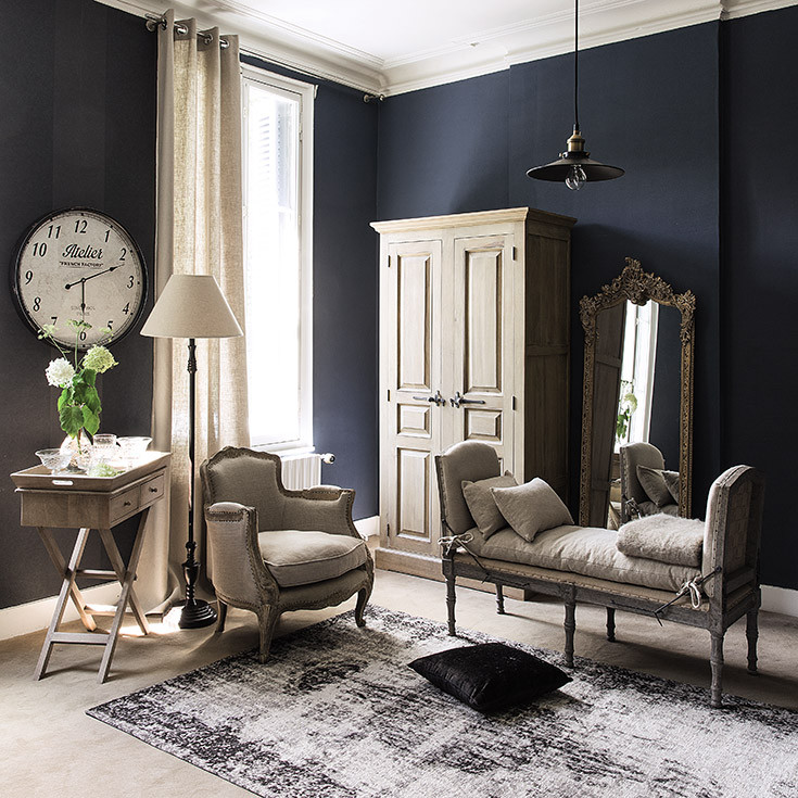 meubles d co d int rieur classique chic maisons du monde. Black Bedroom Furniture Sets. Home Design Ideas