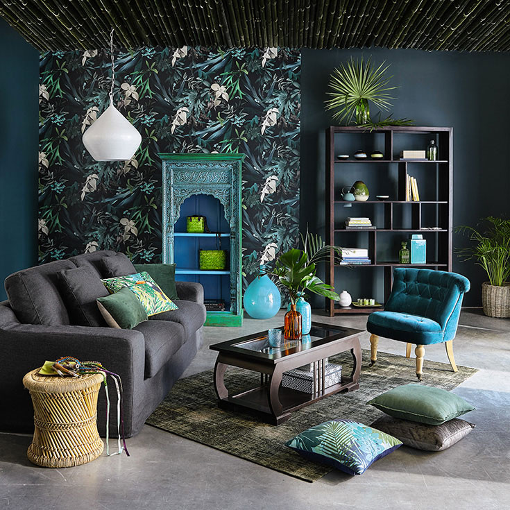 meubles d co d int rieur exotique maisons du monde. Black Bedroom Furniture Sets. Home Design Ideas
