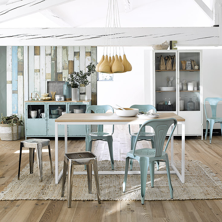 Meubles d co d int rieur bord de mer maisons du monde - Decoration appartement bord de mer ...