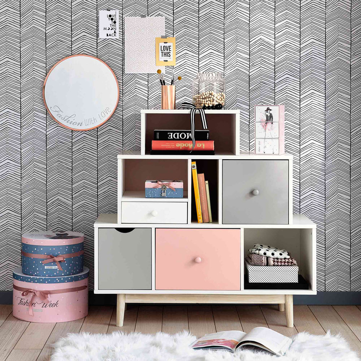 Teen girl 39 s bedroom on pinterest quartos alibaba group and watercolor - Www maisonsdumonde be ...
