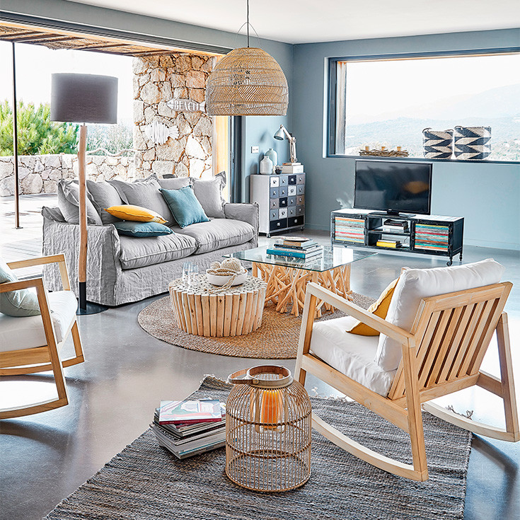 Furniture home accessories seaside maisons du monde for Maison du monde urne