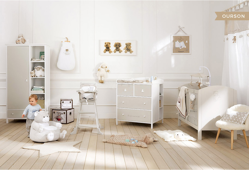 maison du monde chambre bebe fille ventana blog. Black Bedroom Furniture Sets. Home Design Ideas