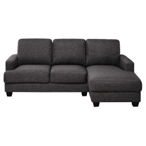3/4 Seater RHF Corner Sofa in Heather Grey