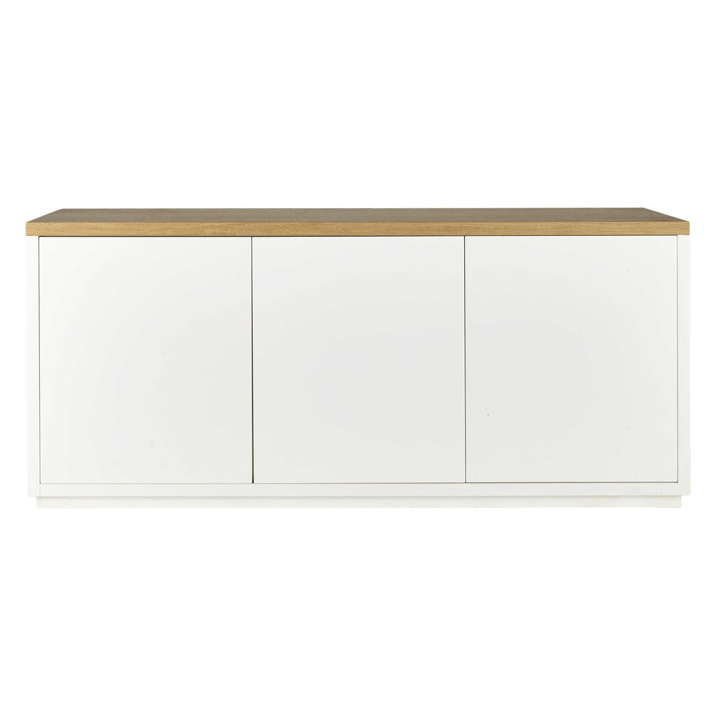 3 doors White Sideboard Austral | £699.50 | Gay Times