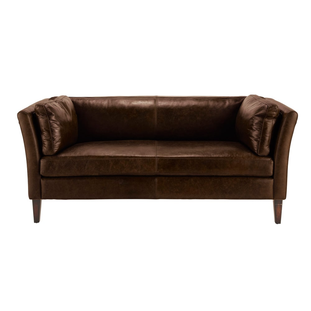Vintage leather sofa shop for cheap sofas and save online Vintage tan leather sofa