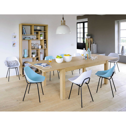 maison du monde kitchen good table manger long island maison du monde l cm ameublement yvelines. Black Bedroom Furniture Sets. Home Design Ideas