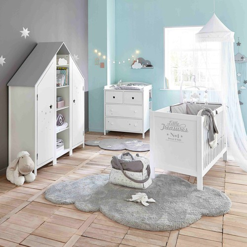 dressing enfant blanc songe maisons du monde. Black Bedroom Furniture Sets. Home Design Ideas