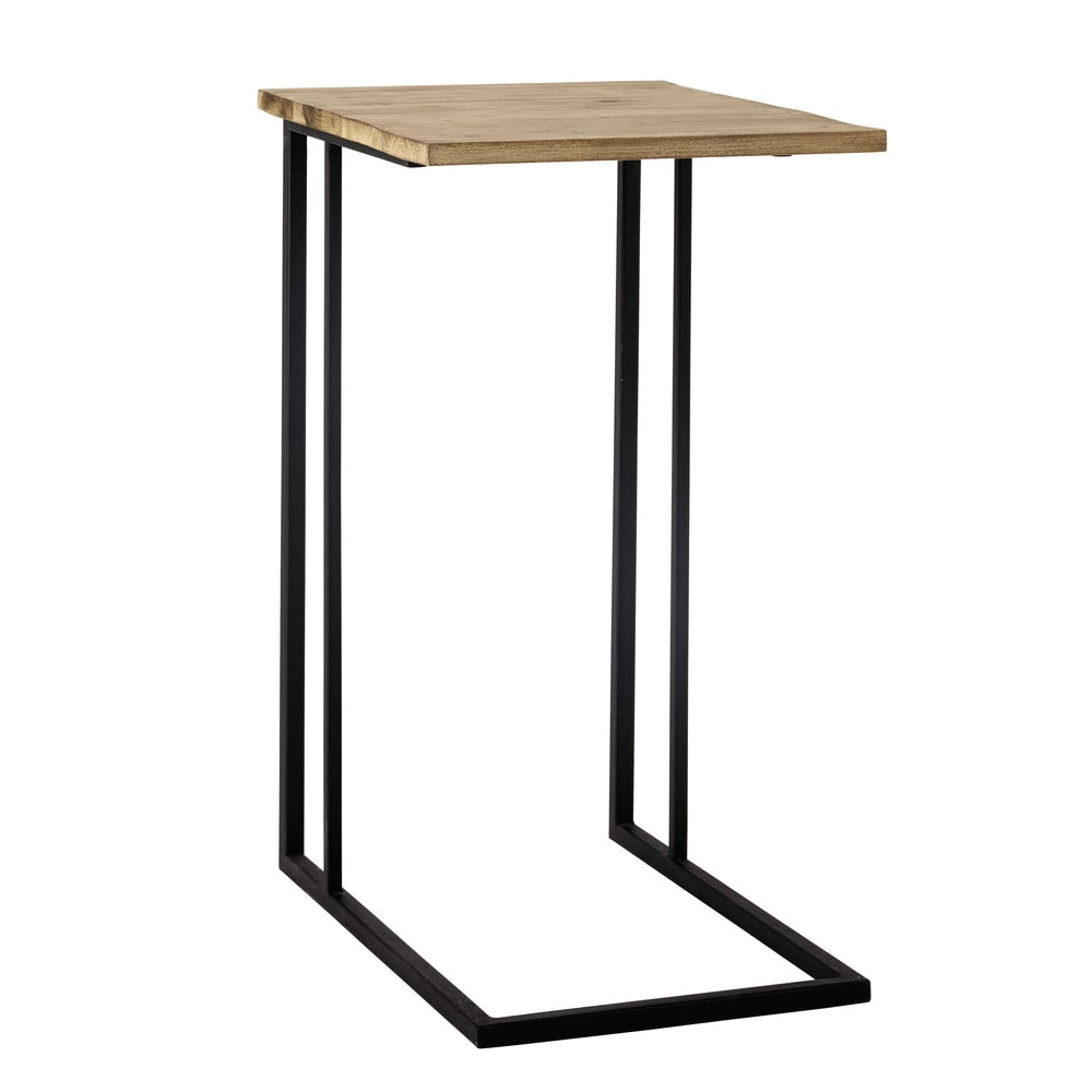 square living black table from and glass side g fusion buy metal