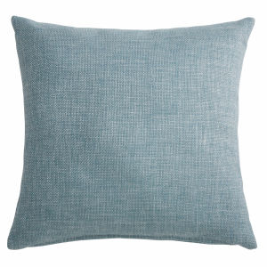 ANDY blue fabric cushion 45 x 45 cm
