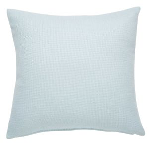 ANDY light blue fabric cushion 45 x 45 cm