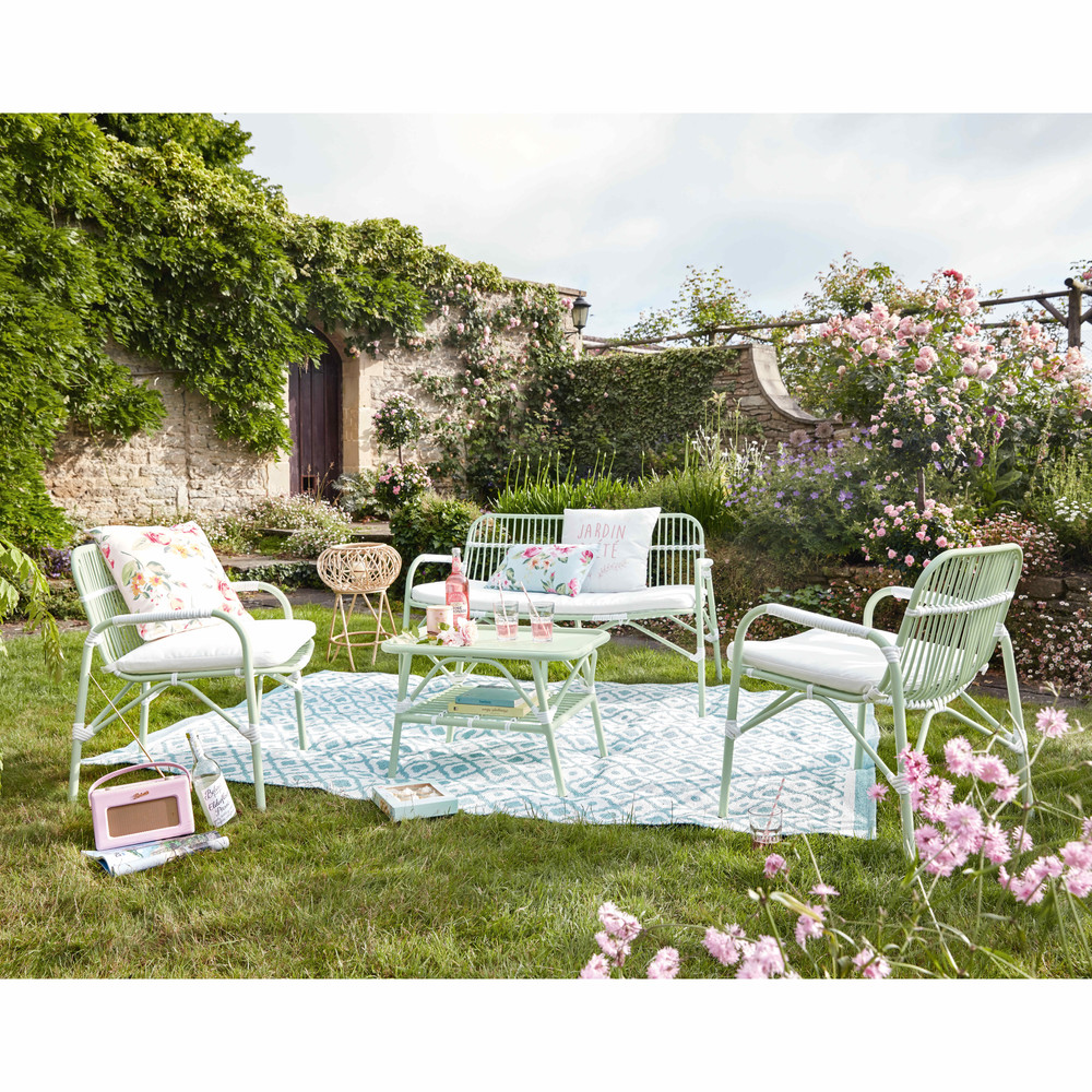 banc de jardin aluminium gallery of ancien banc de jardin mtal poli with banc de jardin. Black Bedroom Furniture Sets. Home Design Ideas