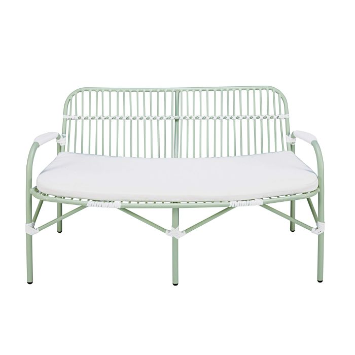 Best banc de jardin aluminium ideas design trends 2017 for Banc de jardin plastique