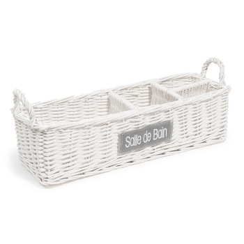 Utility Bathroom Baskets Maisons Du Monde