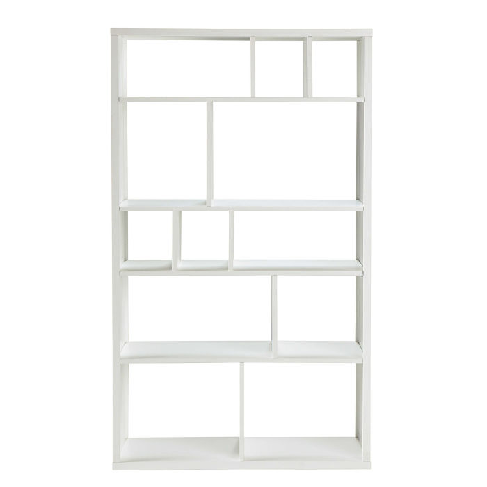 etagere blanche cheap etagere bureau ikea etagere bureau etagare blanche cases avec bureau ikea. Black Bedroom Furniture Sets. Home Design Ideas