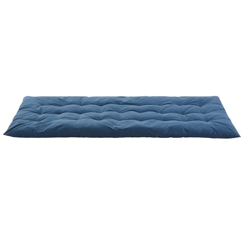 Blue Cotton Gaddiposh Mattress 90x190