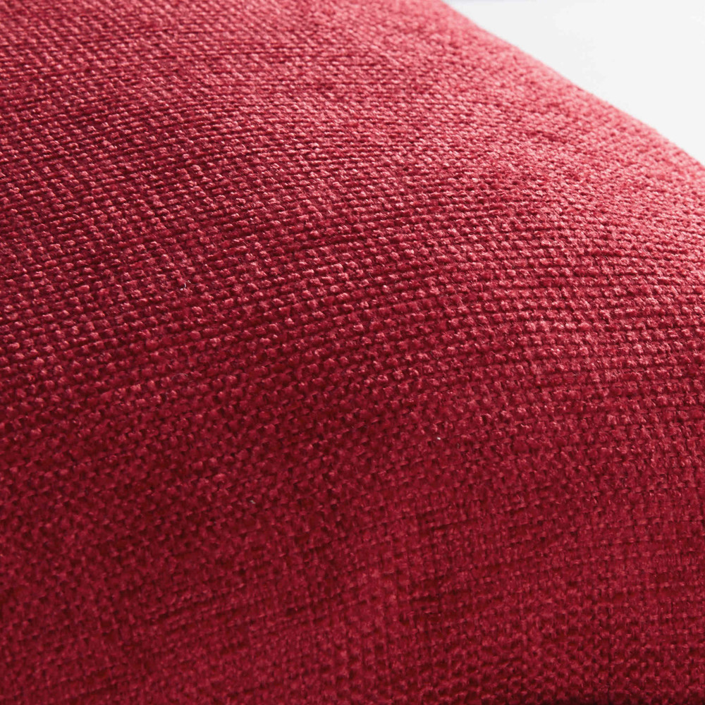 bordeaux rode kussens perfect chenille with bordeaux rode