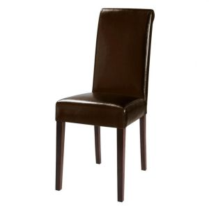 Brown and Chestnut Chair