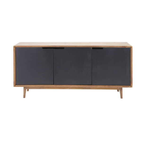 buffet m tal achat vente de buffet pas cher. Black Bedroom Furniture Sets. Home Design Ideas