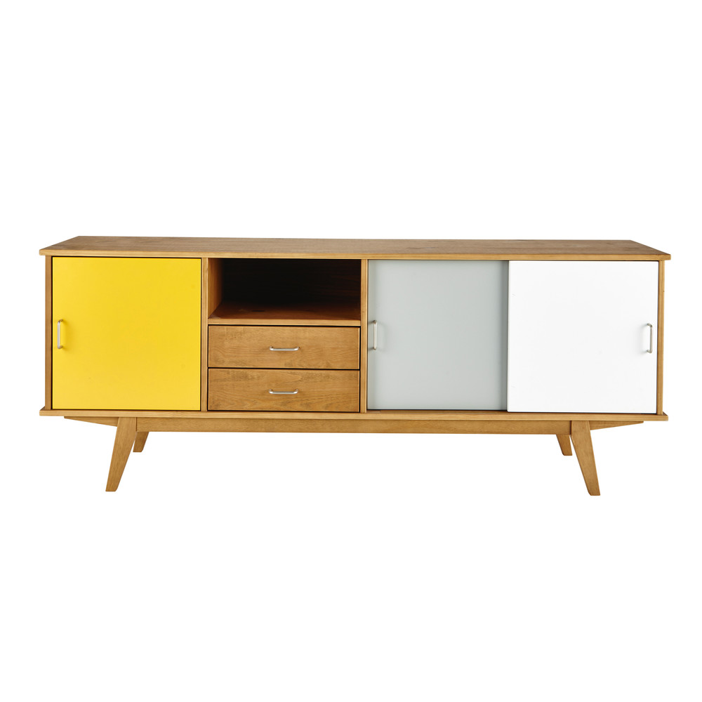 Buffet Industriel Maison Du Monde Perfect Gallery Of Maison Du  # Meuble Tv Bois Maison Du Monde