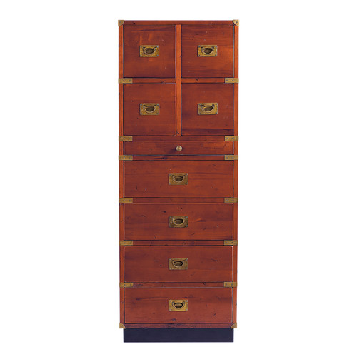cabinet de rangement en bois massif l 51 cm voyage. Black Bedroom Furniture Sets. Home Design Ideas