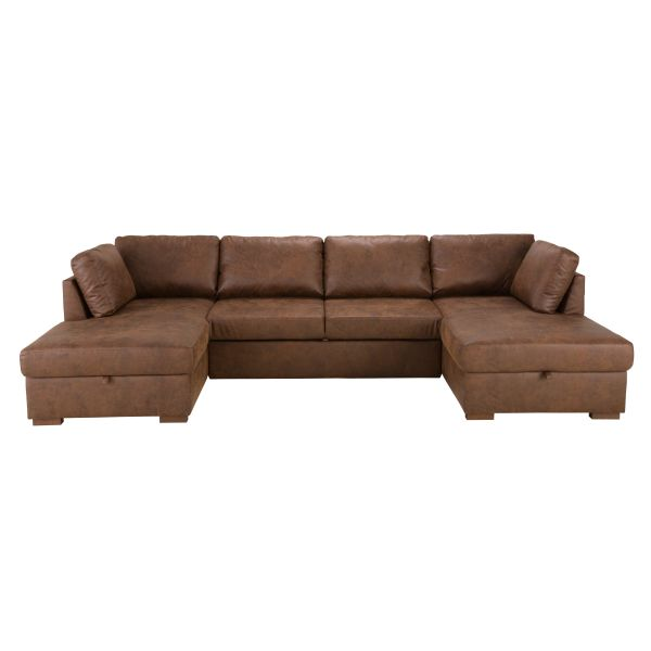 Canap Convertible Marron