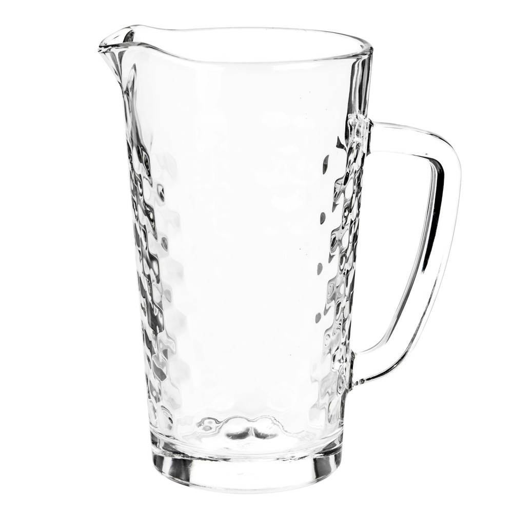 Carafe en verre (photo)