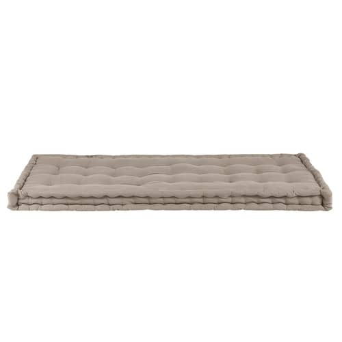 Child's mattress, taupe