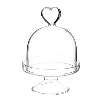 cloche et verrerie cloche sur pied ou cloche en verre maisons du monde. Black Bedroom Furniture Sets. Home Design Ideas