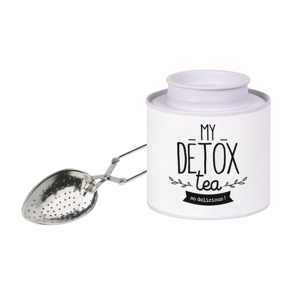 Coffret thé DETOX (photo)