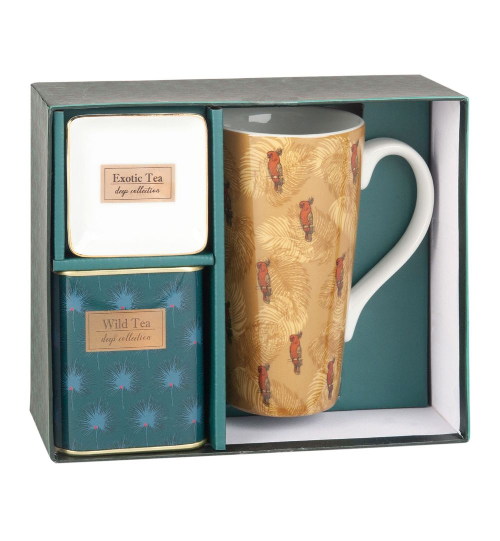 Coffret thé EARL GREY (photo)