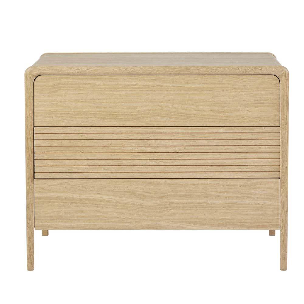 Commode 3 tiroirs L100 Canopy