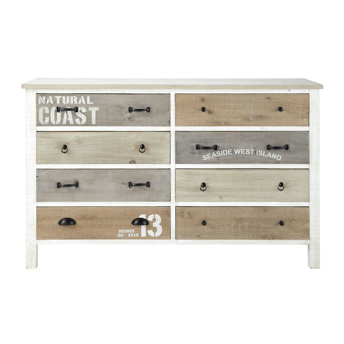 commode blanche maisons du monde. Black Bedroom Furniture Sets. Home Design Ideas
