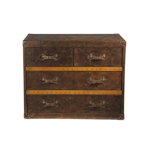 commode jules verne maisons du monde. Black Bedroom Furniture Sets. Home Design Ideas