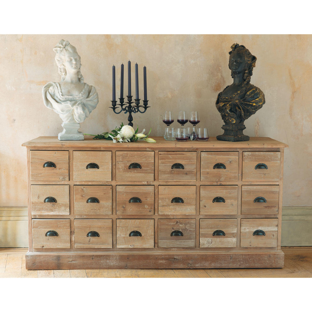 buffet bas maison du monde superbe buffet vintage maison. Black Bedroom Furniture Sets. Home Design Ideas