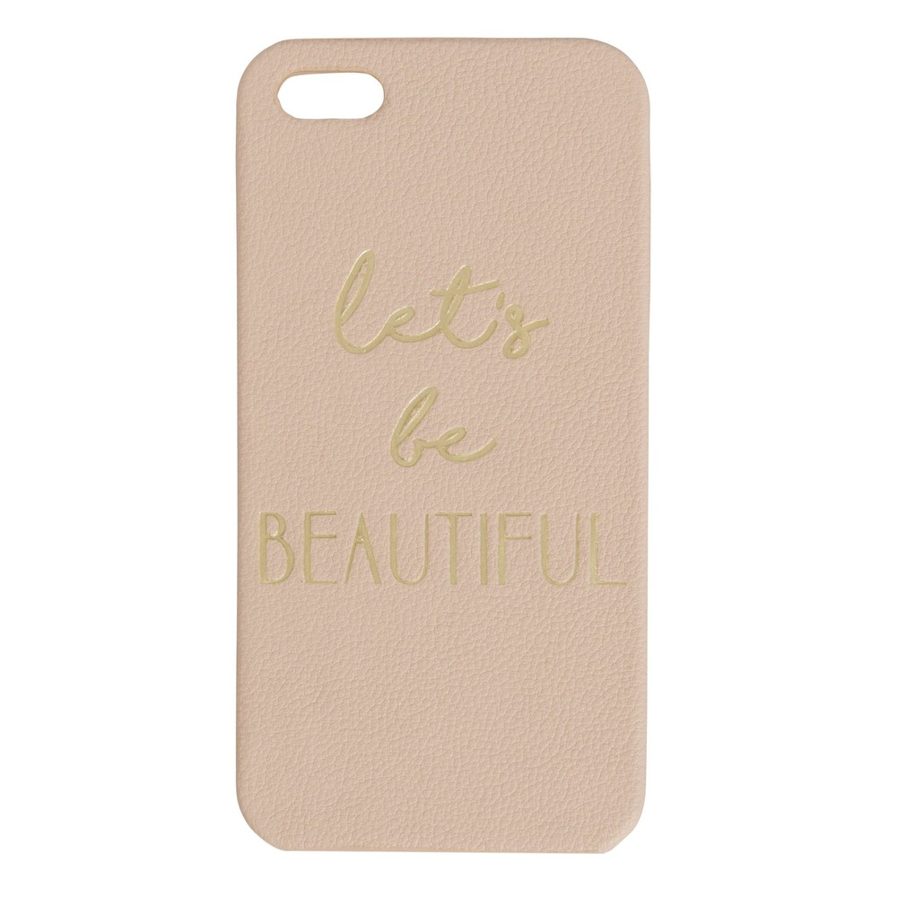 coque rose pale iphone 6