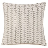Cotton Cushion Cover with Gold Print 40 x 40 cm