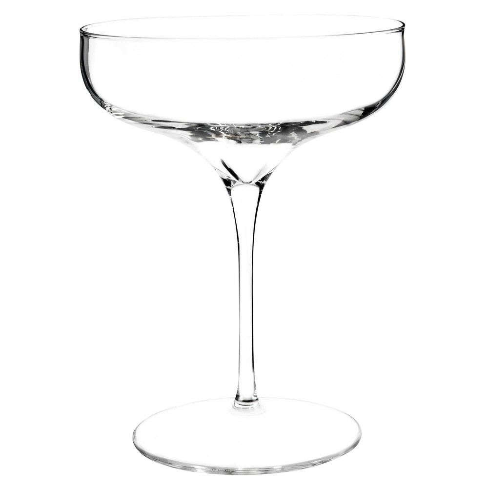 Coupe à cocktail en verre SPUMANTE (photo)