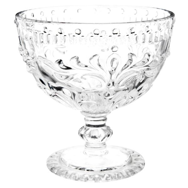 Coupe à glace en verre ARABESQUE