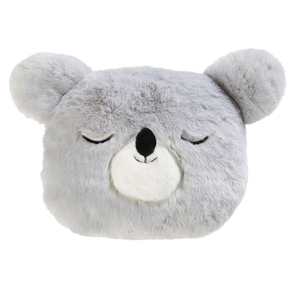 Coussin koala gris 30x35 (photo)