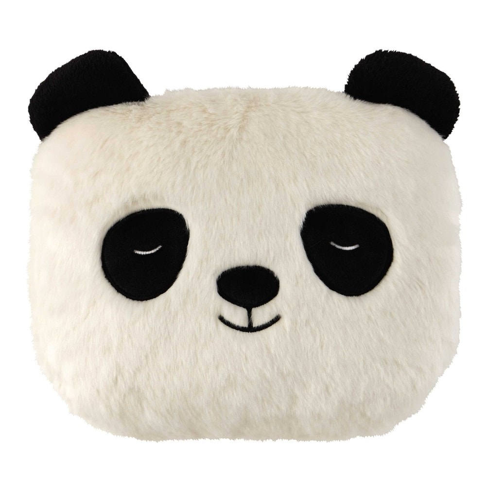 Coussin panda 40x35 (photo)