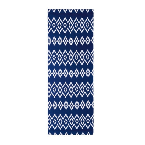Deckchair Canvas with Ikat Print Compatible with PANAMA Recliners