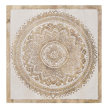 Tableaux maisons du monde for Decoration murale mandala