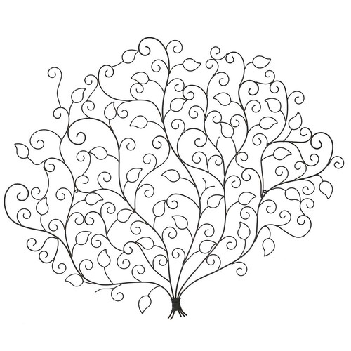 D coration murale branches maisons du monde for Decoration murale fiat 500