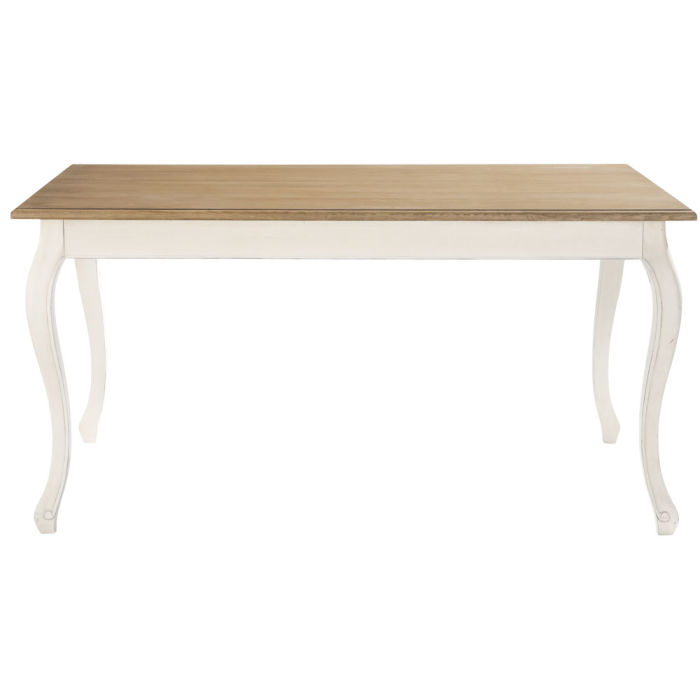 Dining Table in Cream L160 Léontine | Maisons du Monde