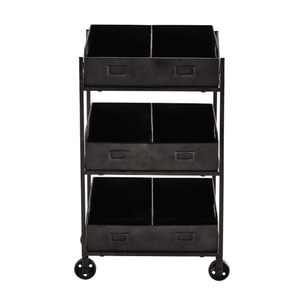 etagere a roulettes jusqu 60 pureshopping. Black Bedroom Furniture Sets. Home Design Ideas
