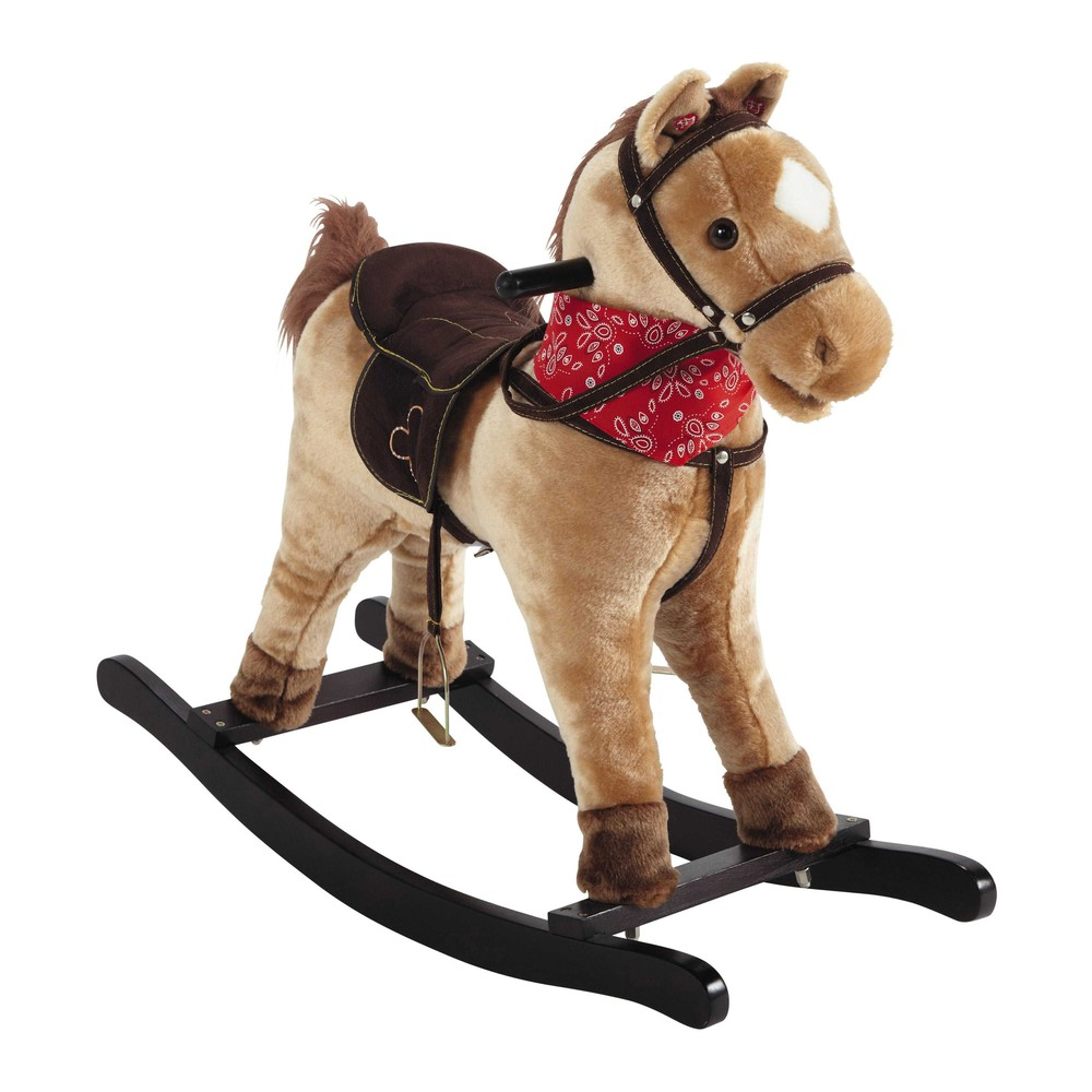 GALOPIN musical rocking horse H 70cm