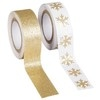 GOLD 2 Rolls of Gold Masking Tape