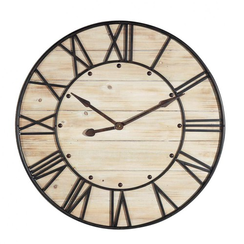horloge ardennes maisons du monde. Black Bedroom Furniture Sets. Home Design Ideas