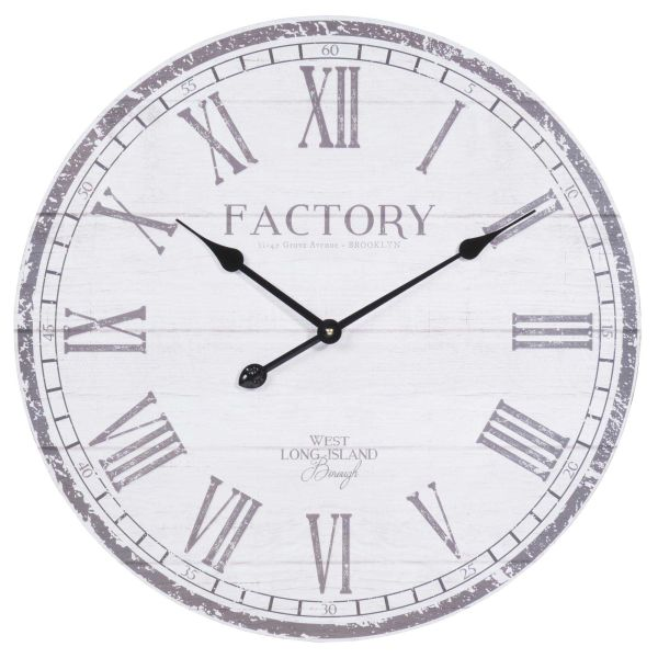 Horloge D 60 cm CARRINGTON (photo)